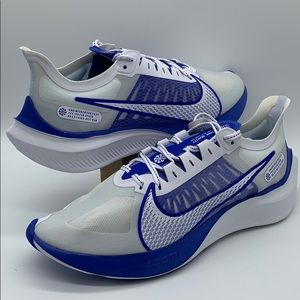 NIKE ZOOM GRAVITY white/clear-racer blue